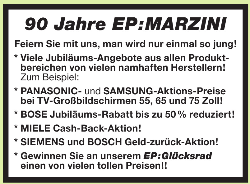 EP:Marzini