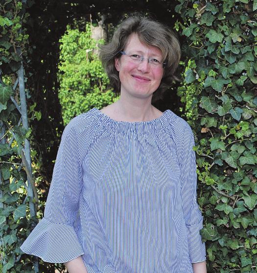 Sandra Heinicke ist Koordinatorin beim Ambulanten Hospizdienst Norderstedt
