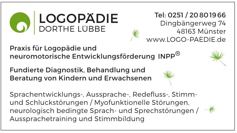 Logopädie Dorthe Löbbe