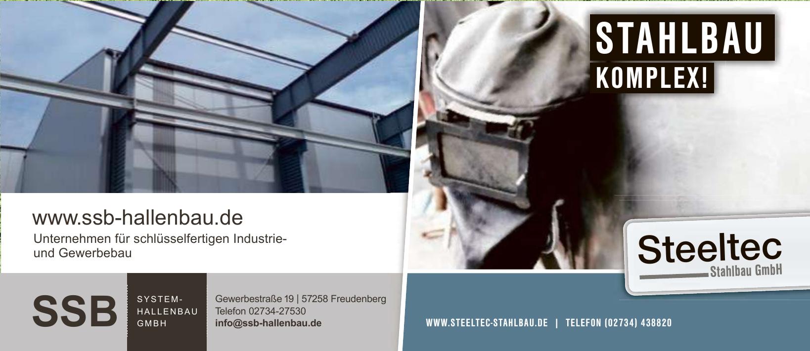 Steeltec Stahlbau GmbH
