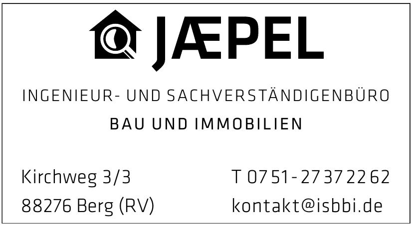 Jaepel Ingenieur- und Sachverständigebüro