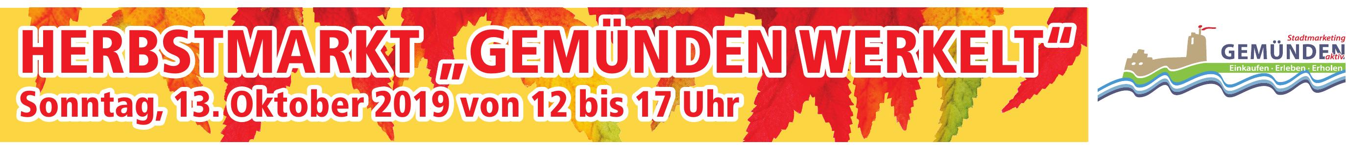 """Herbstmarkt """"Gemünden Werkelt"""" Image 1"""