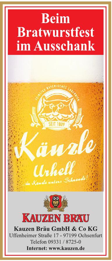 Kauzen-Bräu GmbH & Co. KG