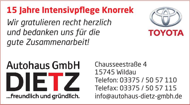 Autohaus Dietz GmbH