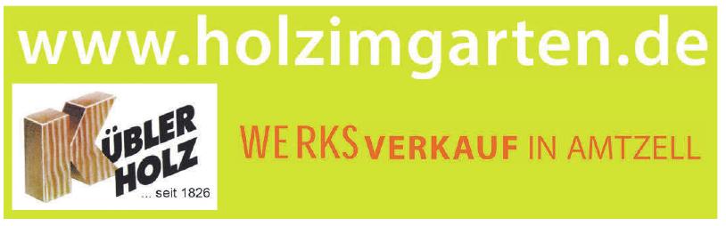 Holzwerk Kübler GmbH