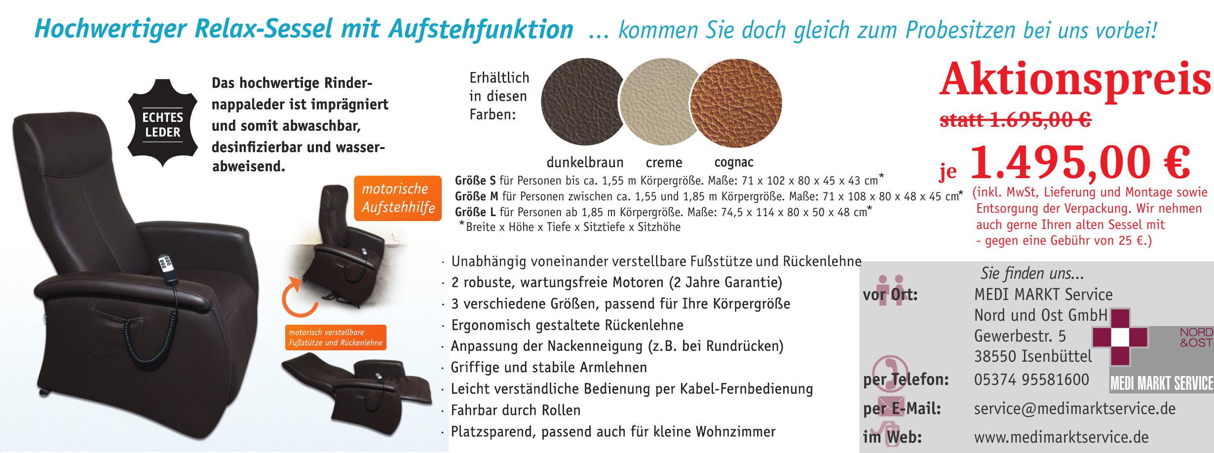 Medi Markt Service Nord und Ost GmbH