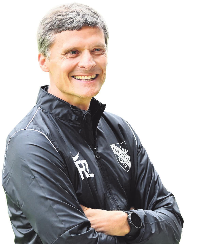 Der neue Mann: Trainer Rüdiger Ziehl. Foto: Debbie Jayne Kinsey