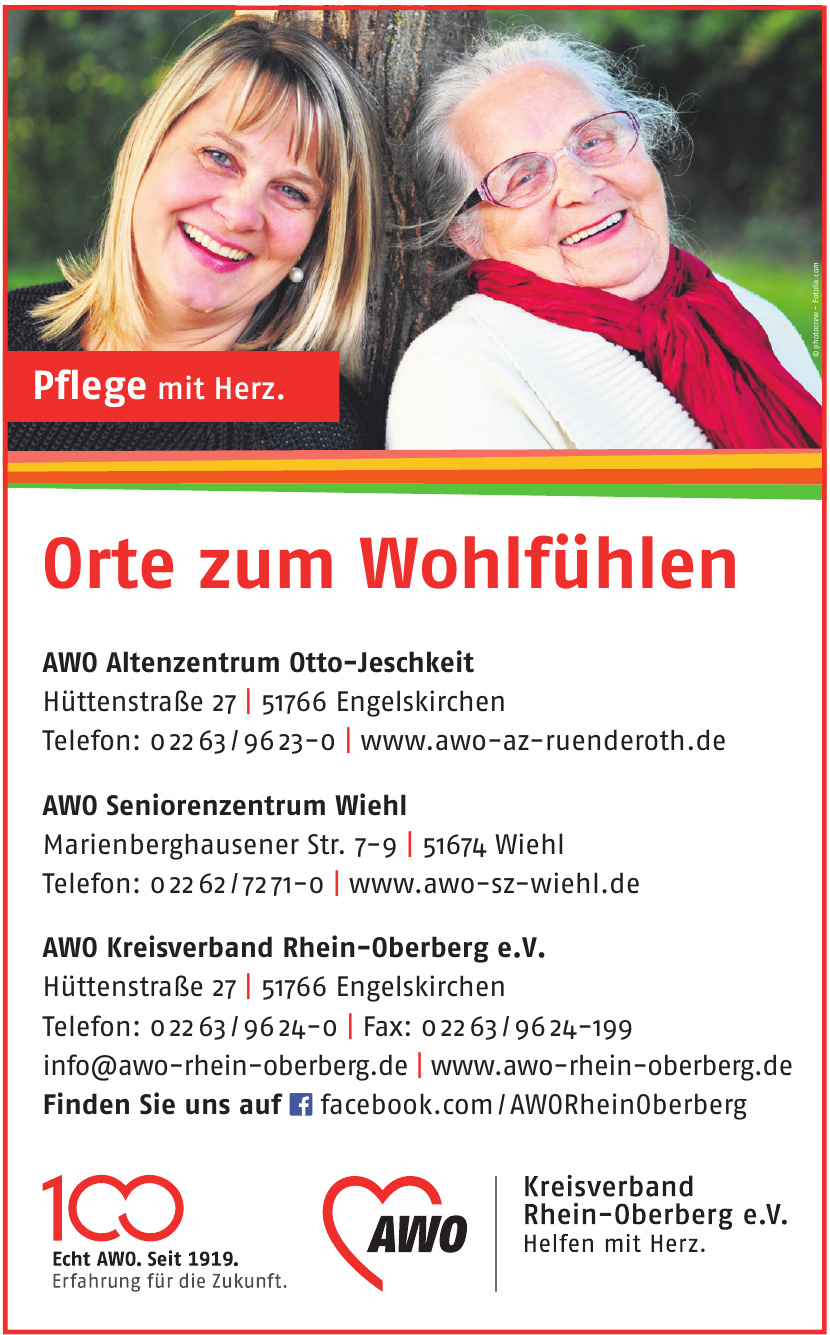 AWO Altenzentrum Otto-Jeschkeit
