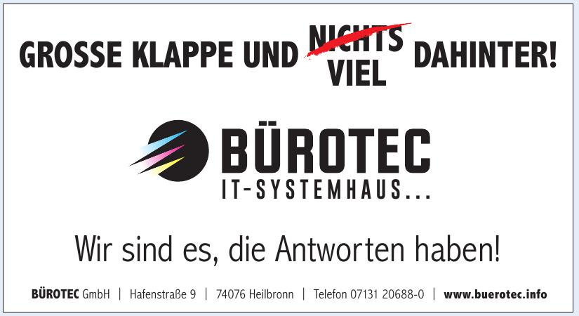 BÜROTEC GmbH
