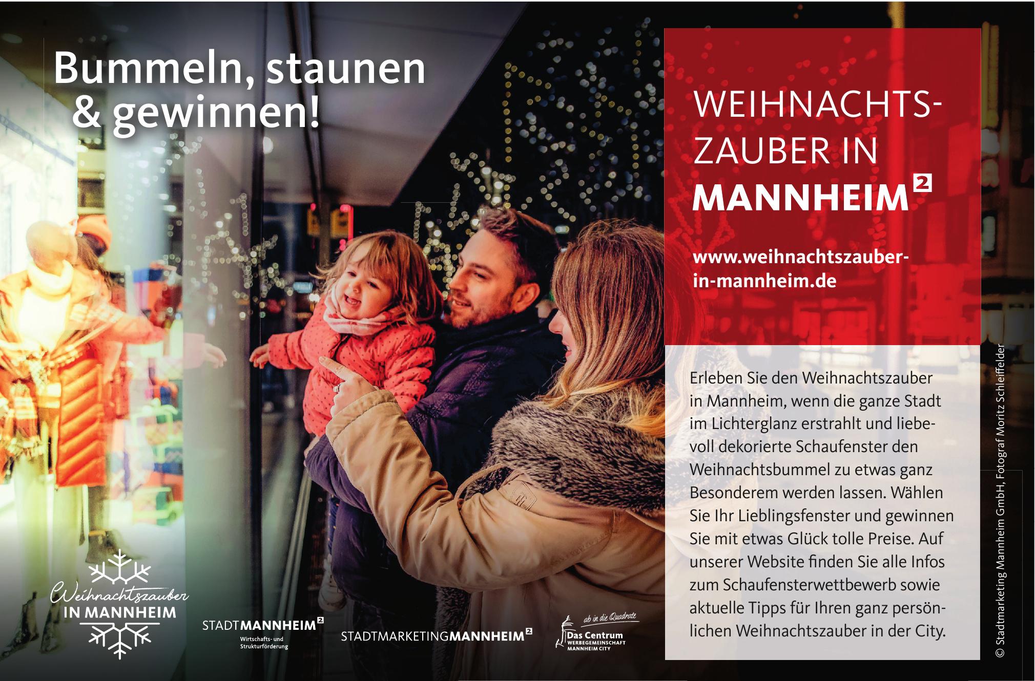 Stadtmarketing Mannheim GmbH