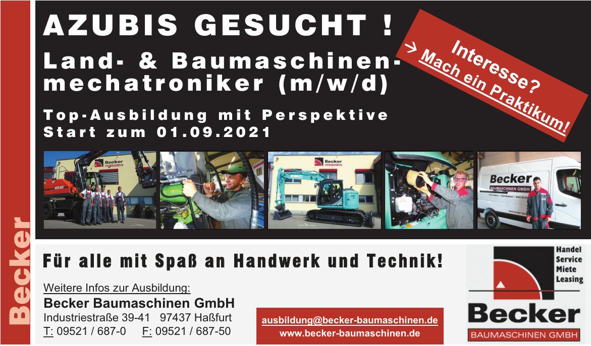 Becker Baumaschinen GmbH