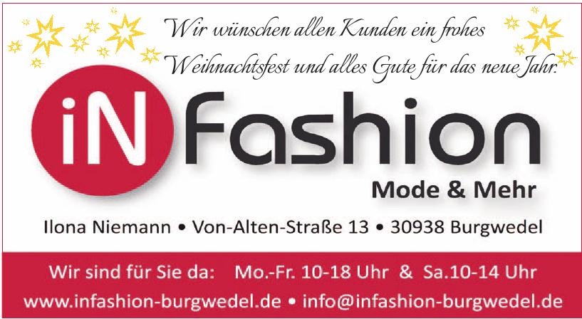 iNFashion Mode & Mehr