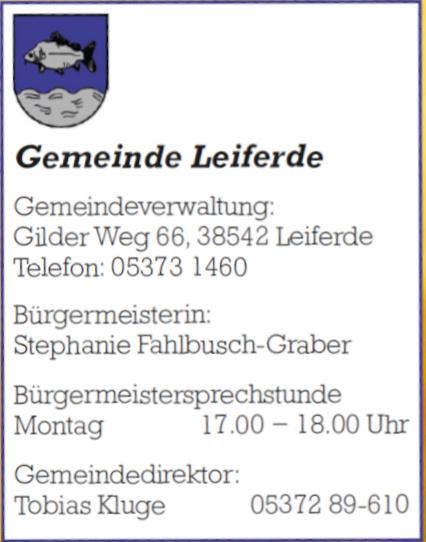 Gemeinde Leiferde