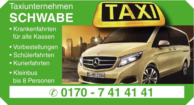 Taxi Schwabe