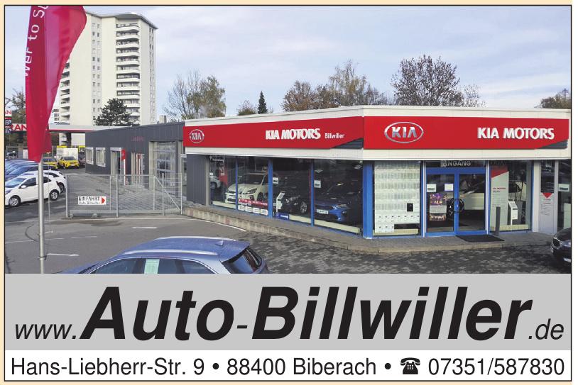 Auto Billwiller GmbH
