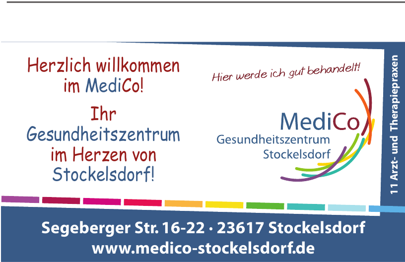 MediCo Gesundheitszentrum Stockelsdorf