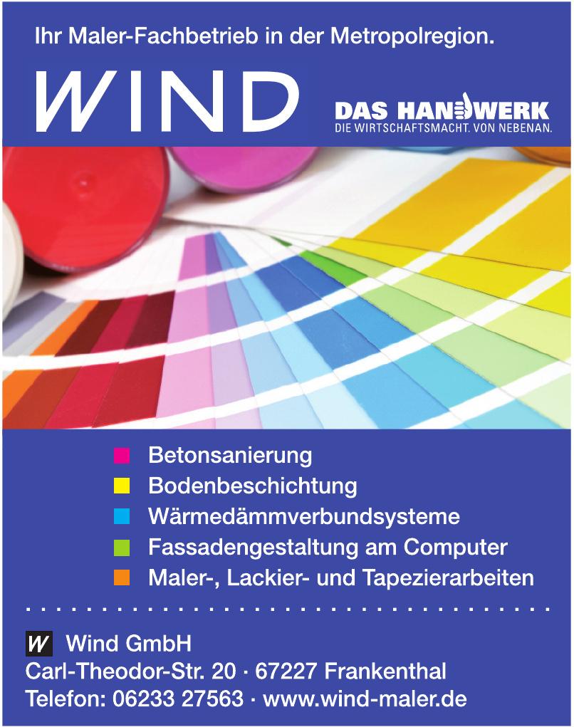 Wind Maler