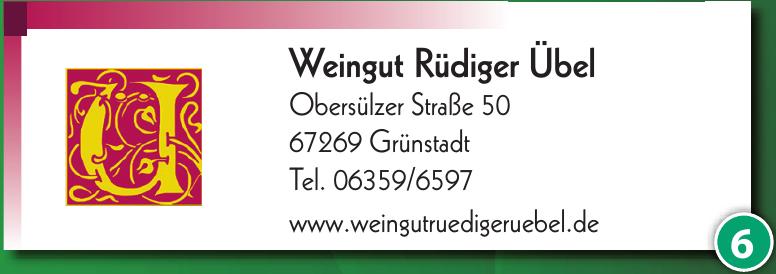 Weingut Rüdiger Übel