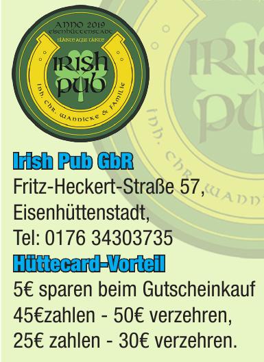 Irish Pub GbR