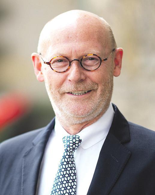 Michael Westhagemann ist Senator für Wirtschaft und Innovation der Hansestadt Hamburg Foto: Daniel Reinhardt/Senatskanzlei Hamburg