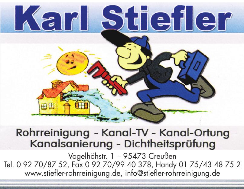 Karl Stiefler u. Christa
