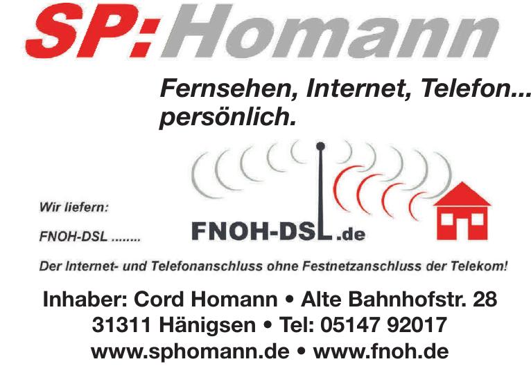 SP: Homann