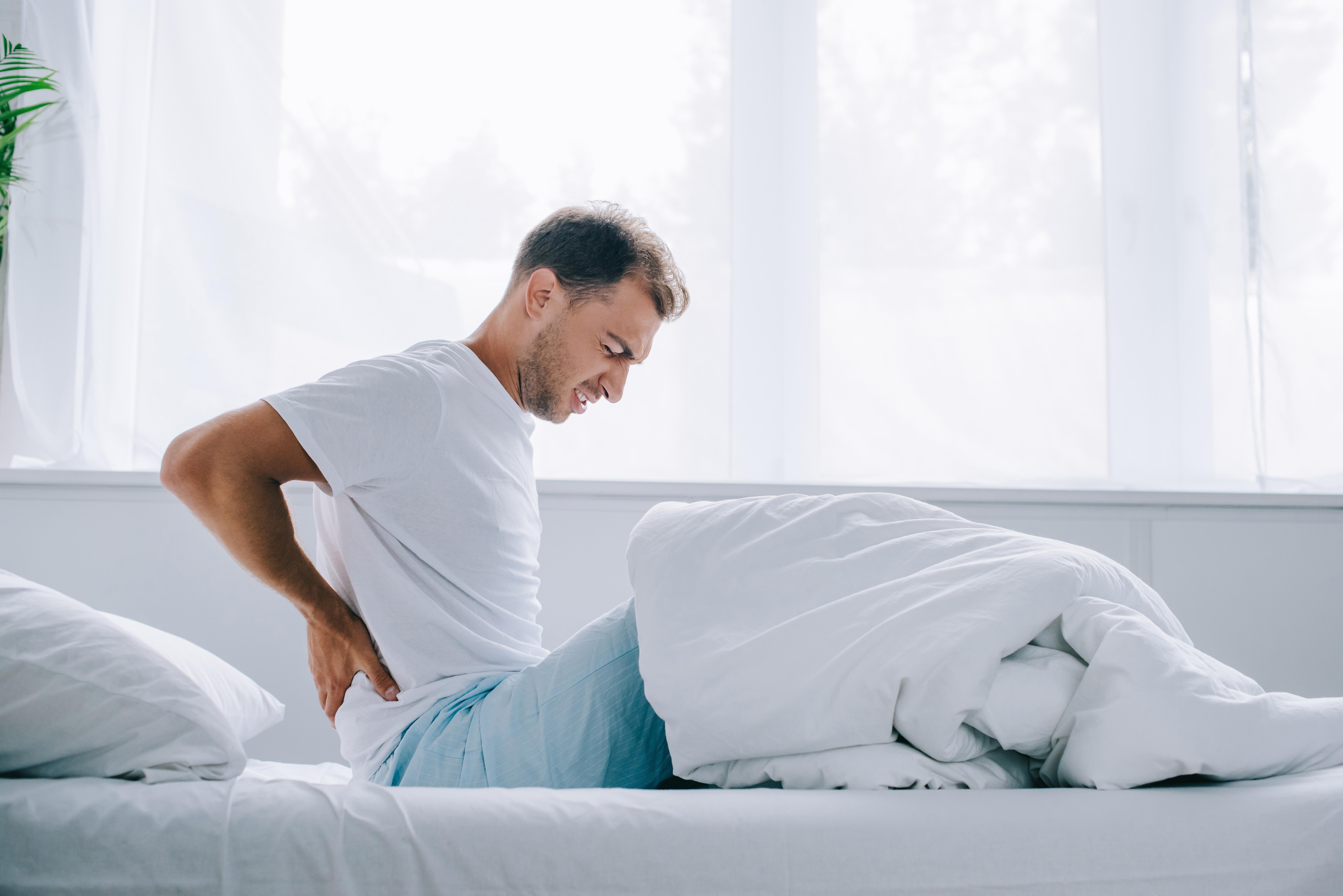 Viele leiden unter mangelnder Regeneration und Rückenschmerzen – die iWell Technologie kann helfen