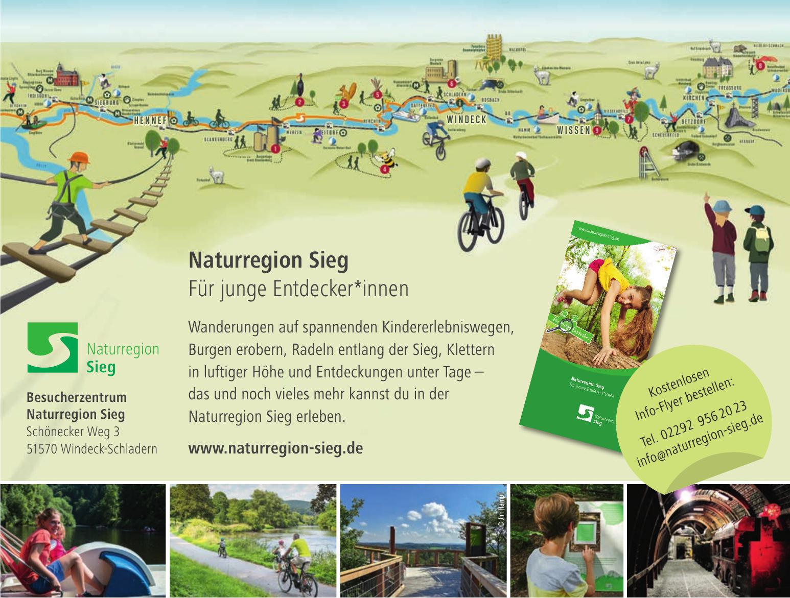 Besucherzentrum Naturregion Sieg