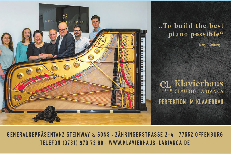 Klavierhaus Labianca - Steinway & Sons