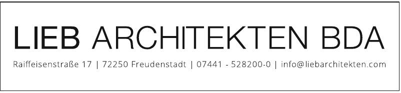 Lieb Architekten BDA