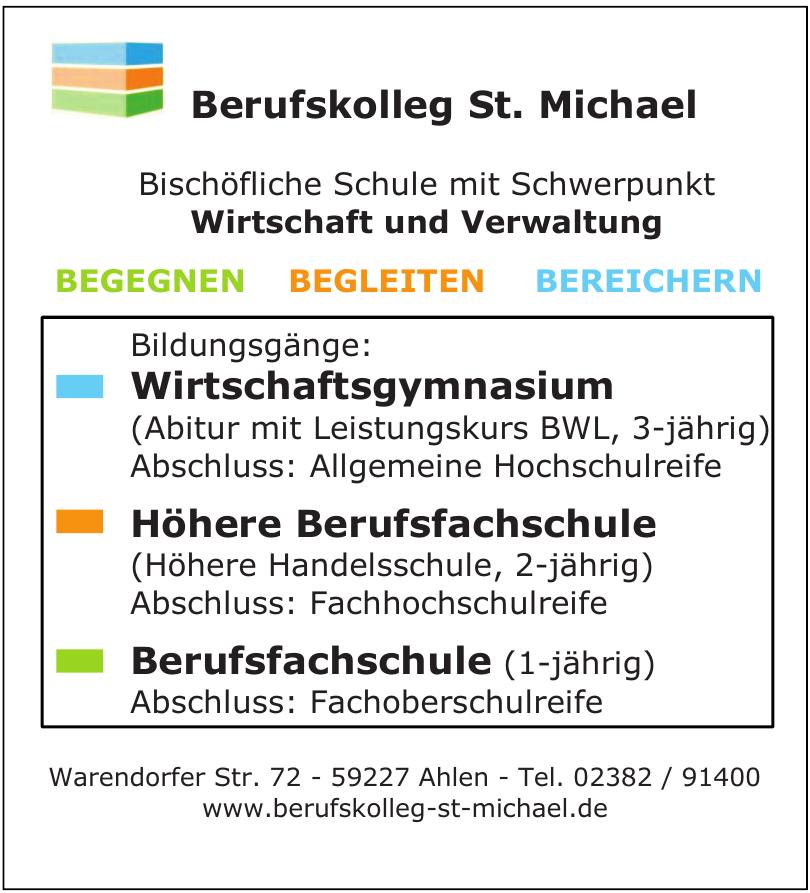 Berufskolleg St. Michael