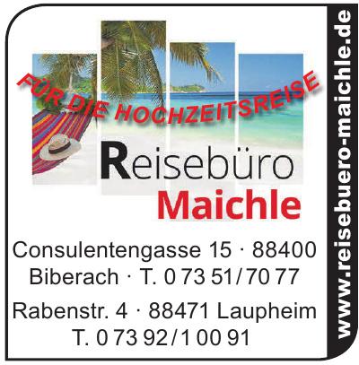 Reisebüro Maichle