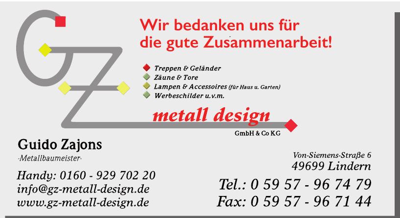 GZ Metall design GmbH & Co. KG