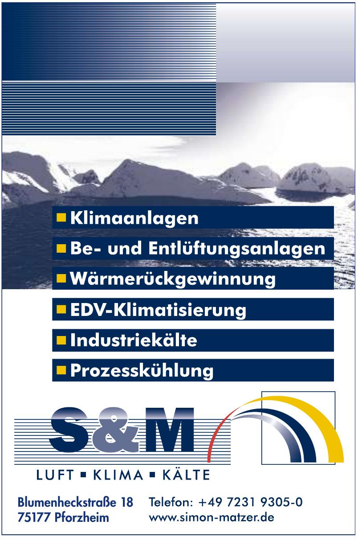 S&M Luft - Klima - Kälte