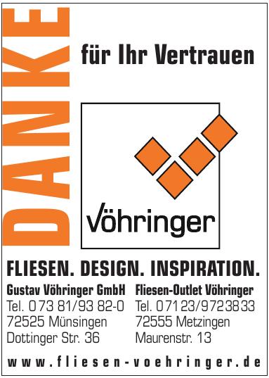 Gustav Vöhringer GmbH