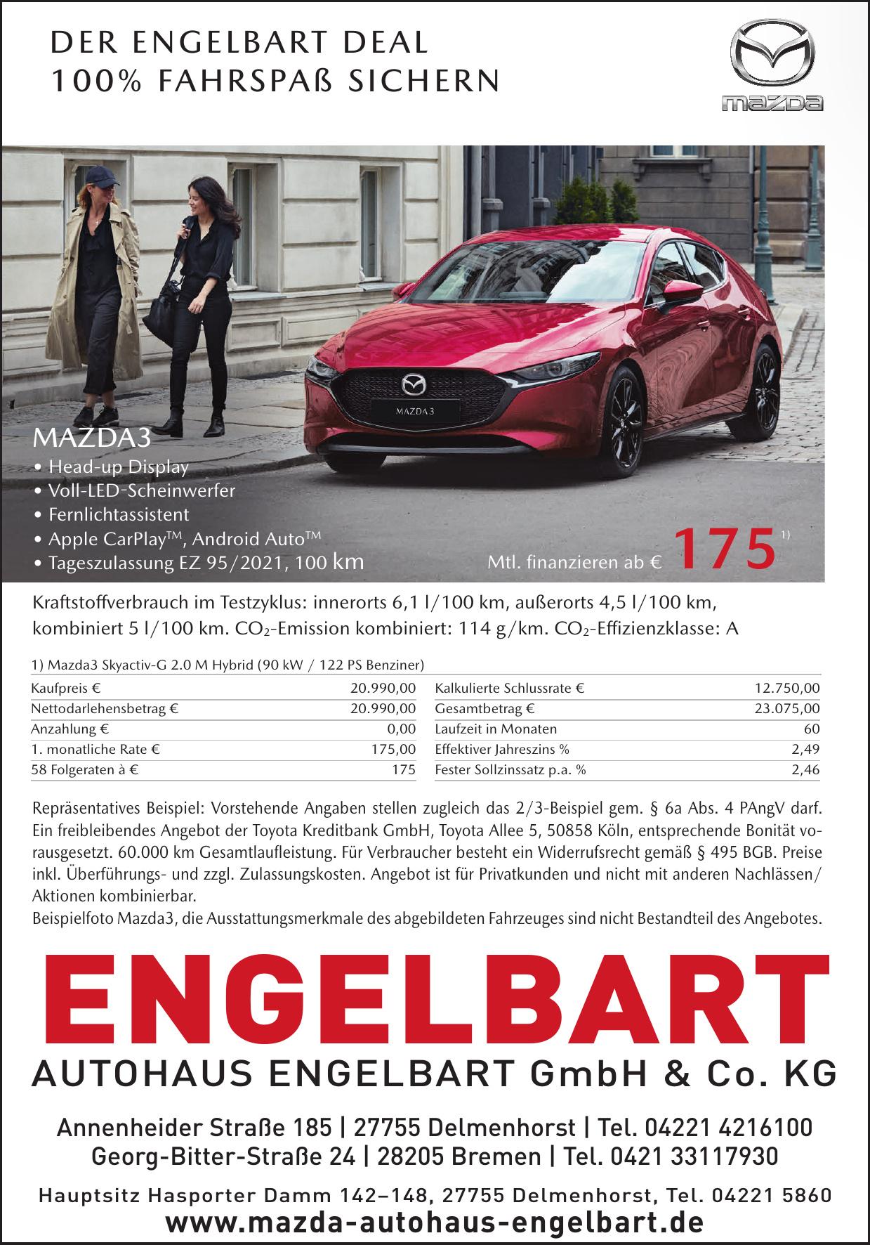 Autohaus Engelbart GmbH & Co. KG
