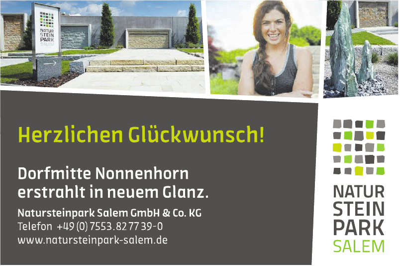 Natursteinpark Salem GmbH & Co. KG