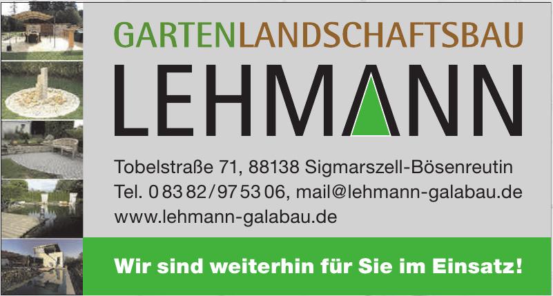 Gartenlandschaftsbau Lehmann