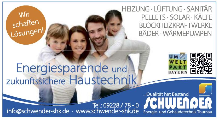 Schwender Energie- und Gebäudetechnik Thurnau