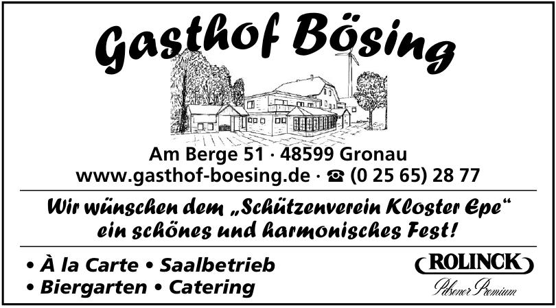 Gasthof Bösing