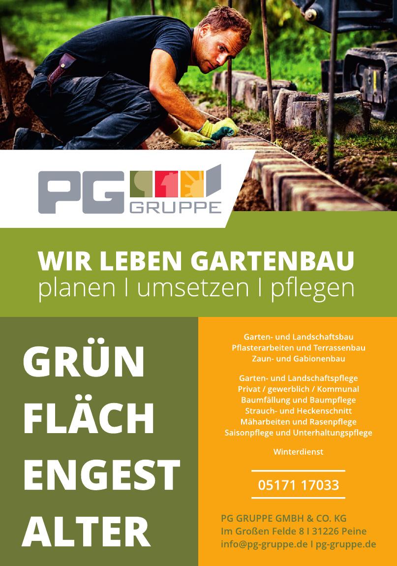 PG Gruppe GmbH & Co. KG