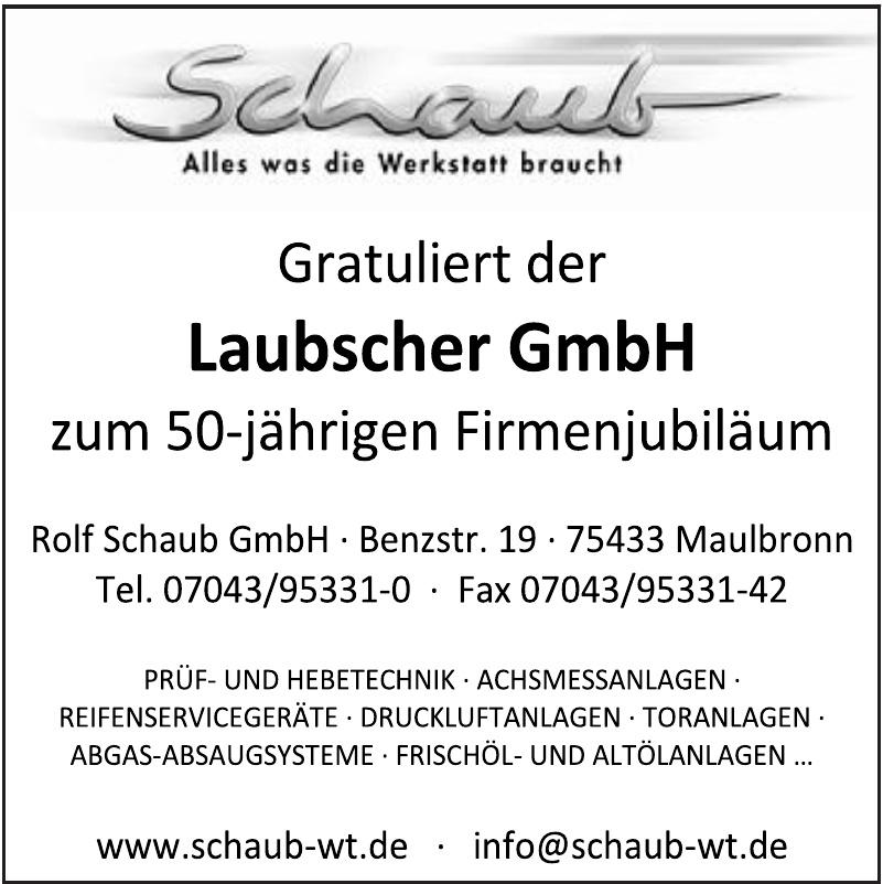 Rolf Schaub GmbH