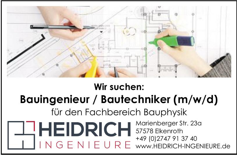 Heidrich Ingenieure PartG mbB