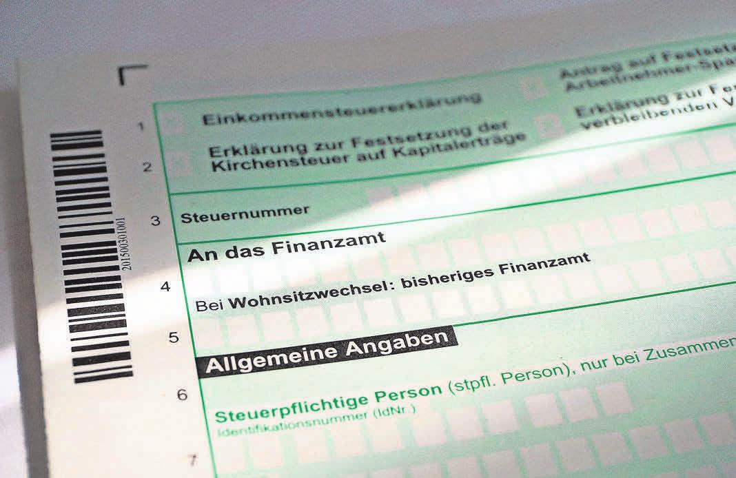 Die Kapitalertragssteuer kann bei Beantragung der Günstigerprüfung mit der Steuererklärung geltend gemacht werden.