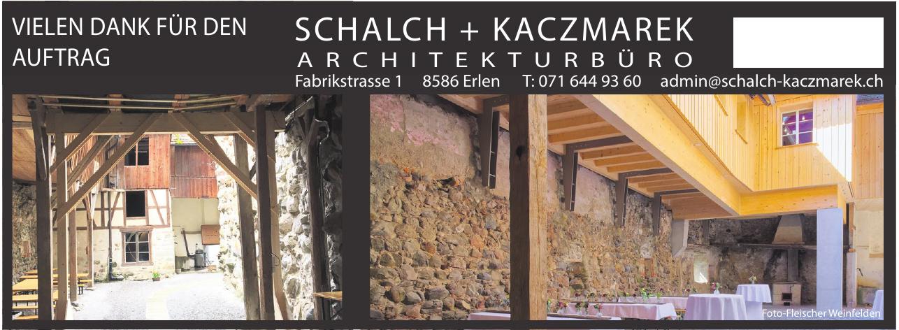 Schalch + Kaczmarek Architekturbüro