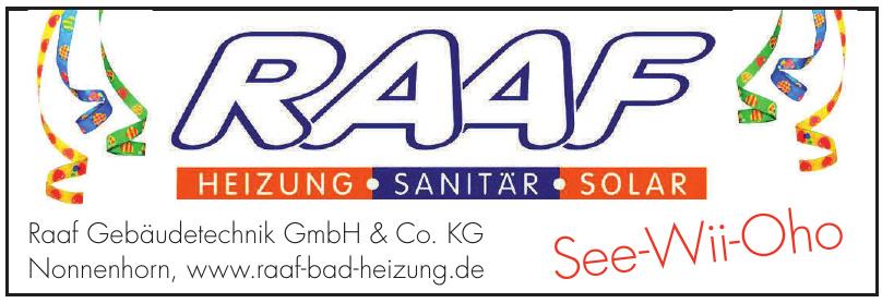 Raaf Gebäudetechnik GmbH & Co. KG