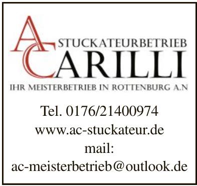 Carilli Stuckateurbetrieb