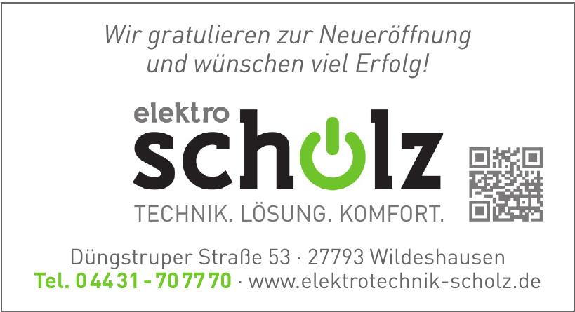 Elektro Scholz