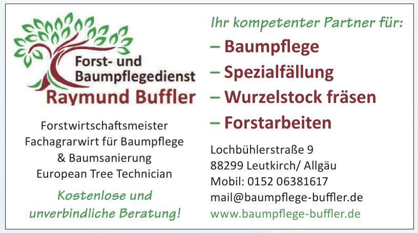 Forst- und Baumpflegedienst Raymund Buffler