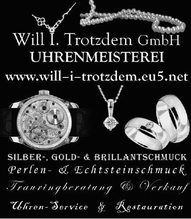 Will I. Trotzdem GmbH